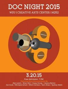 WSU Doc night 2015
