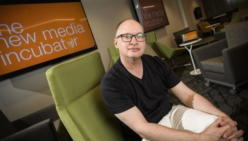 New Media Incubator is creative space for communication, motion picture students