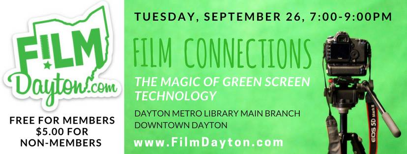 'September Film Connections' graphic