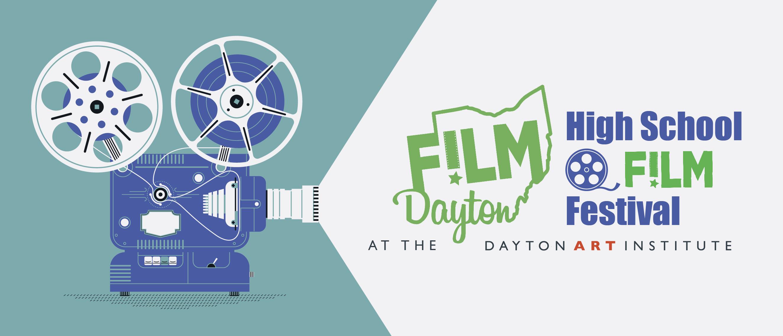 Film Dayton High School Film Festival Design